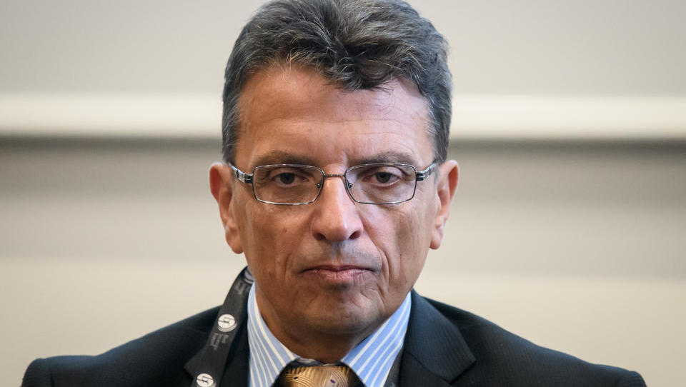 Šef DUTB Imre Balogh odstopil