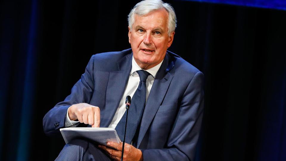 Evropski pogajalec za brexit Barnier: Ta sporazum ne bo predmet ponovnih pogajanj