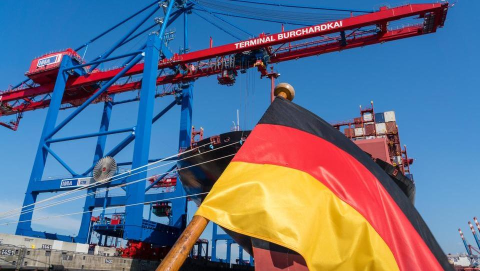 MDS znižal napoved o rasti nemškega BDP