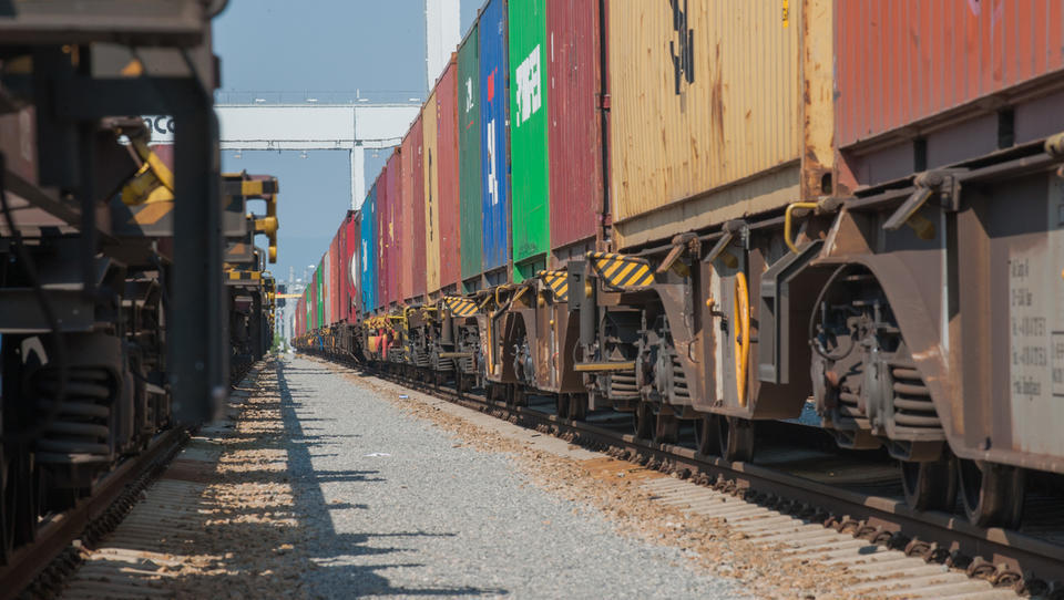Iz Kitajske po transsibirski železnici do Srednje Evrope v 16 dneh