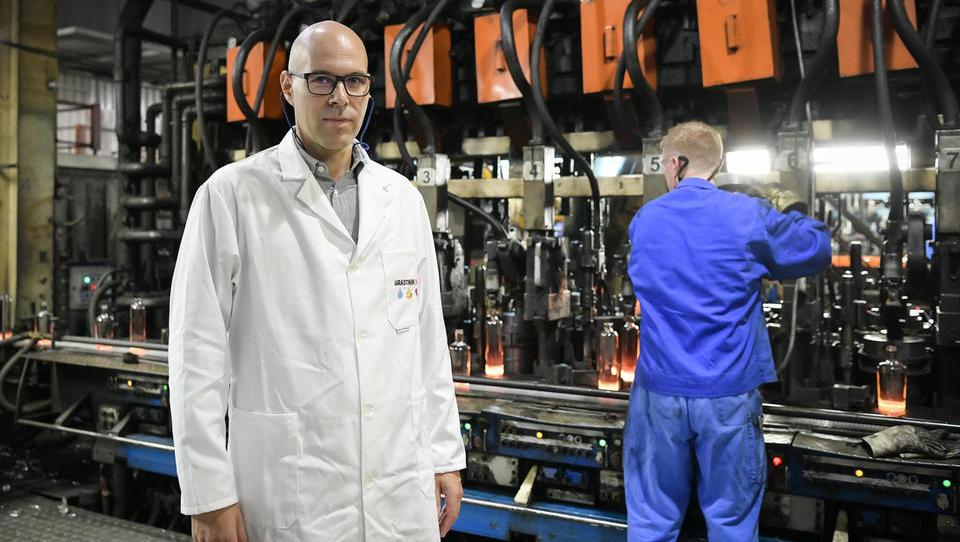 V digitalizacijo, avtomatizacijo in robotizacijo bo Steklarna Hrastnik vložila 20 milijonov evrov