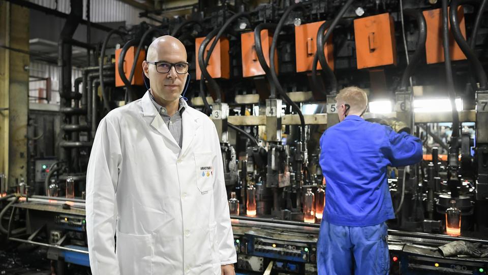 Steklarna Hrastnik: lani odlični rezultati, velika rast tudi letos