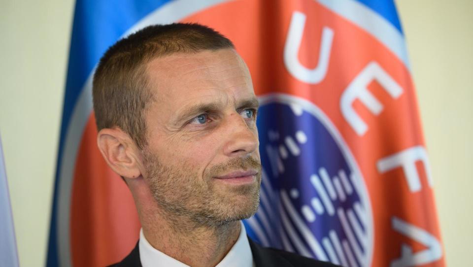 Osem zvez predlagalo Čeferina za nov mandat na čelu UEFA