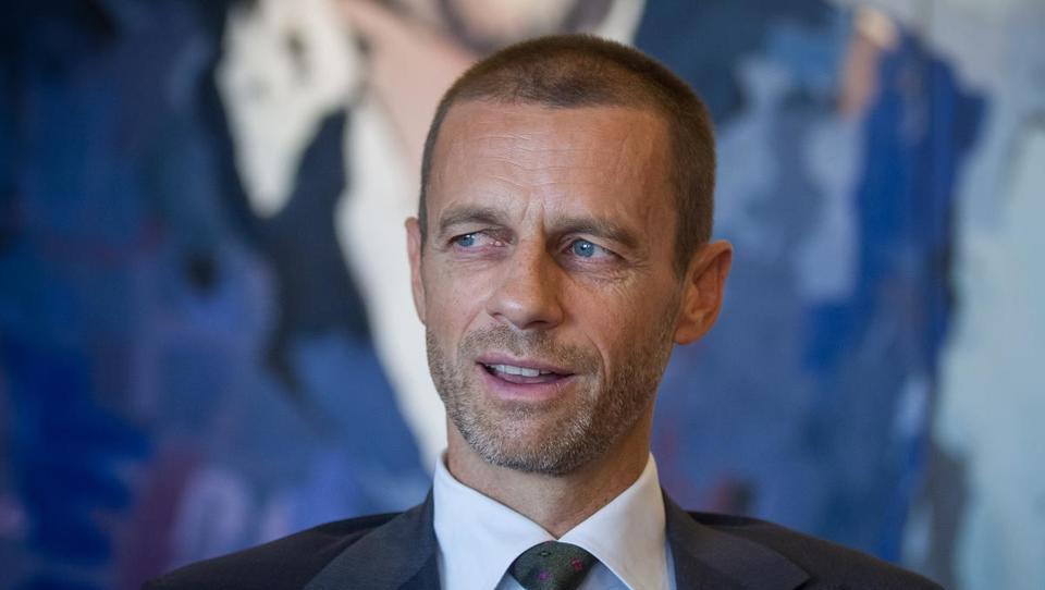 Aleksander Čeferin je novi predsednik Uefe