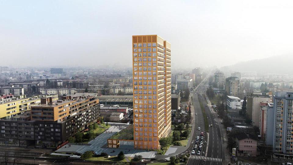 Novogradnje: kakšna bo Ljubljana leta 2022