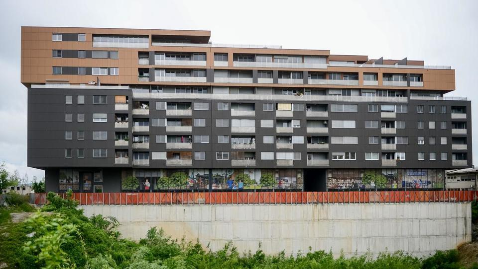 Prihaja nov paket stanovanj v Celovških dvorih, cene najbrž višje
