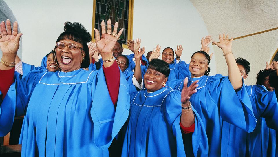 Cerkev, dolgo je trajalo, ampak pozdravljena v dobi digitalizacije