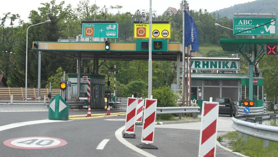 Rušitev cestninskih postaj prihodnje leto, to bo stalo 50 milijonov evrov