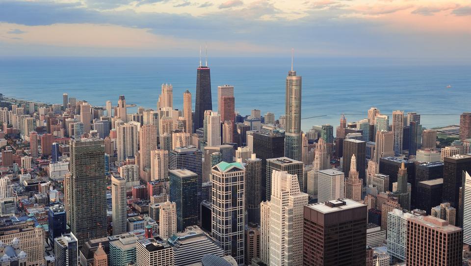 Tudi letos imate možnost za brezplačen podjetniški obisk Chicaga