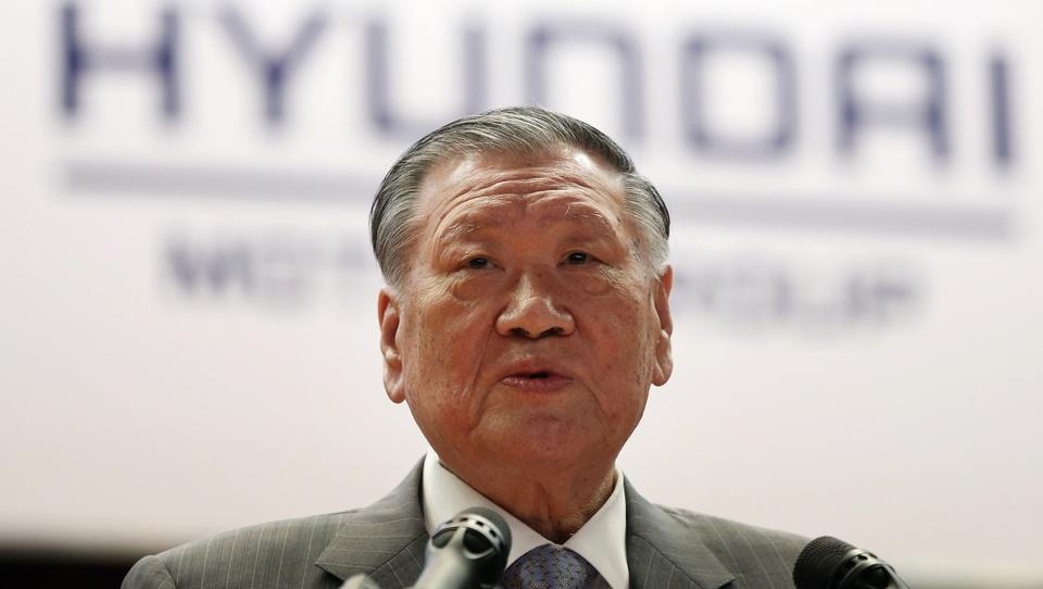 Hyundai zmanjšal cilj prodaje na 8,2 milijona vozil