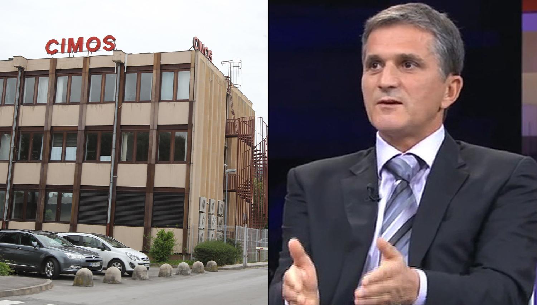 Štirje dnevi do stečaja Cimosa: hrvaški minister spet pravi, da Slovenija ponuja premalo