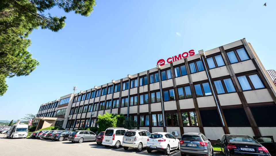 Primorske novice: Cimos bo v tovarno v Senožečah vložil 8,5 milijona evrov
