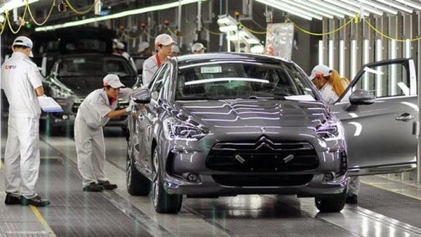 PSA milijardo in pol evrov za četrto tovarno na Kitajskem