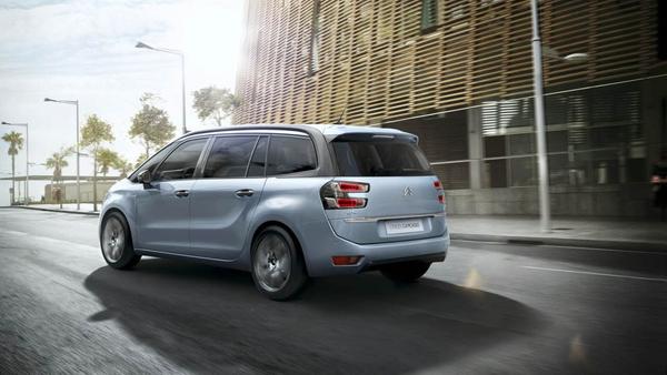 Citroën grand C4 picasso pobira nagrade