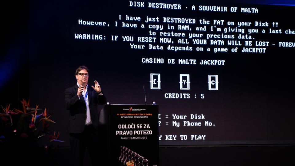 Kibernetski kriminalci: Glavni cilj je denar, recimo iz zlorabe notranjih informacij borznih družb