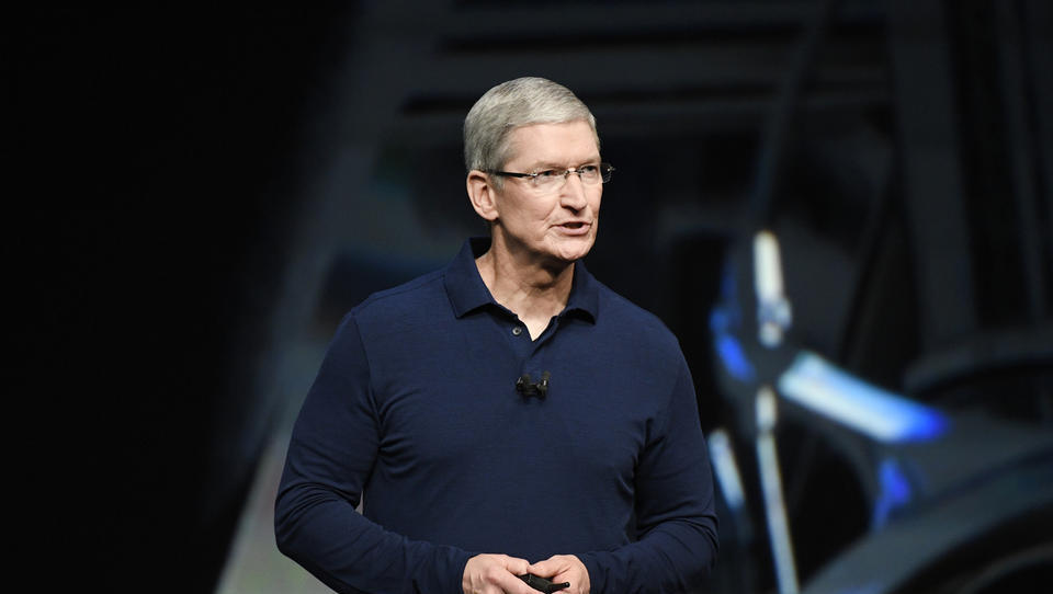 Reciklaža: Tim Cook