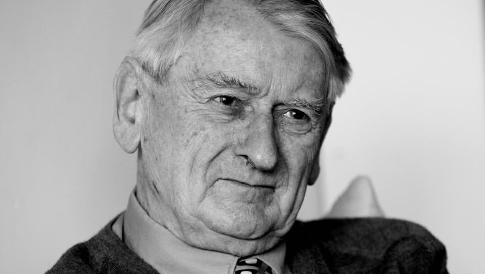 In memoriam, John Corsellis (1923–2018): Heroj mnogih Slovencev
