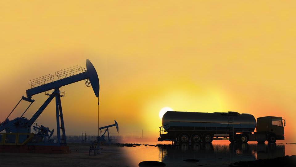 Visoke stave na naftnem polju