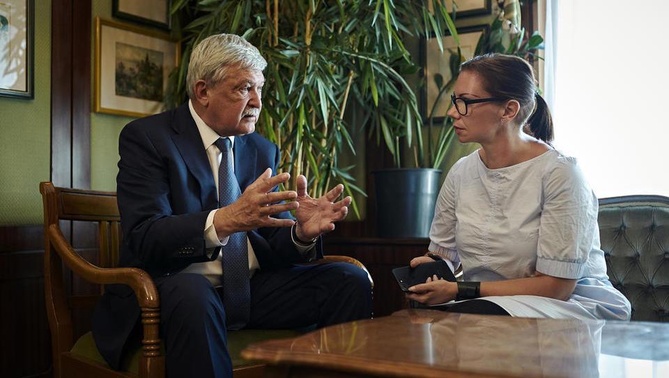 Sandor Csanyi: SKB je za zdaj dovolj, v Sloveniji pa se nameravamo še krepiti