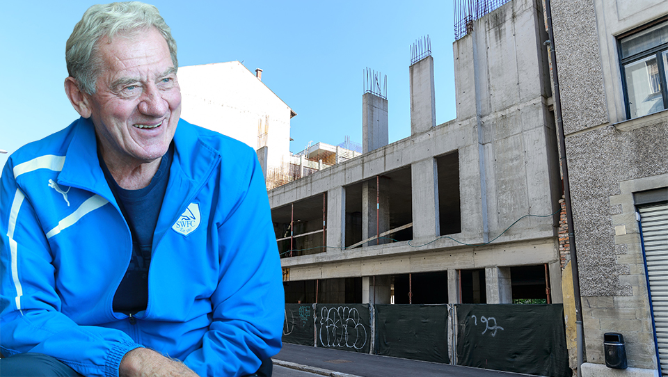 Milan Mandarić bi gradil stanovanja v Ljubljani. Kakšni so njegovi načrti?