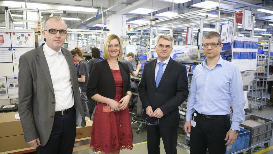 Tako so v Danfossu Trati v desetih letih za 220 odstotkov povečali produktivnost v proizvodnji