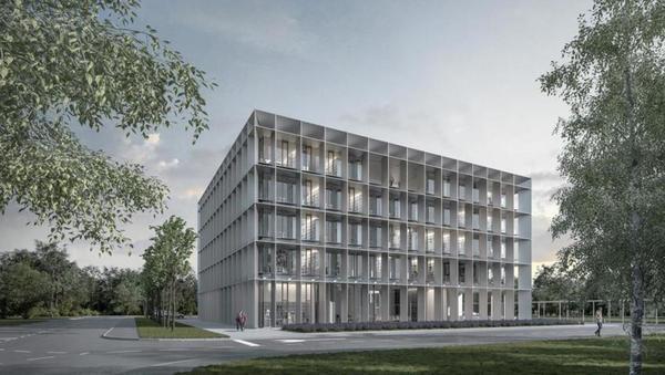Boj gradbincev za novo Darsovo stavbo: kdo bi gradil in za koliko