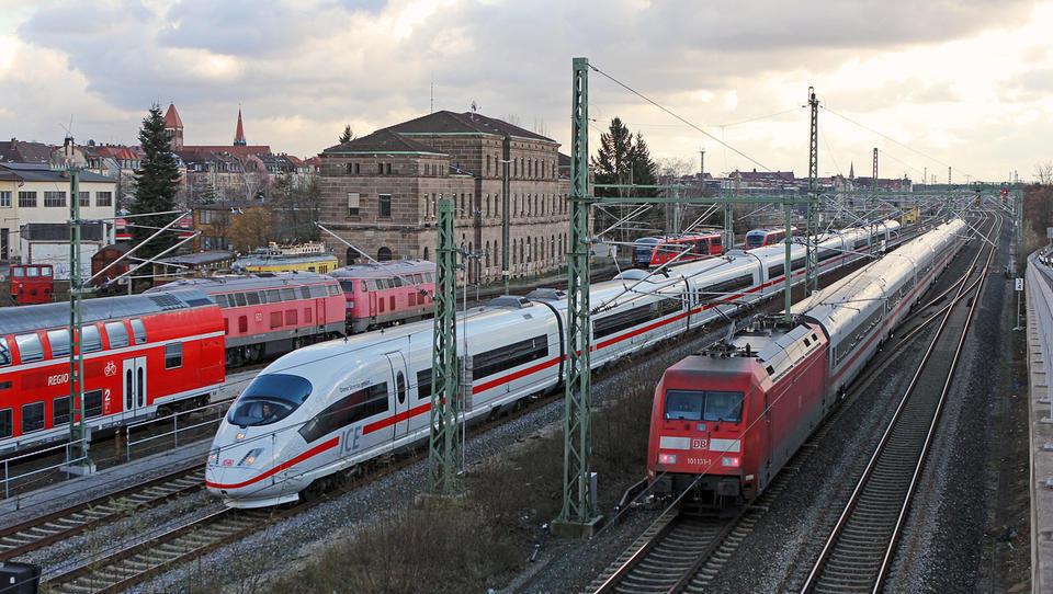 Kako se bo povrnila desetmilijardna naložba v hitro progo med Münchnom in Berlinom?