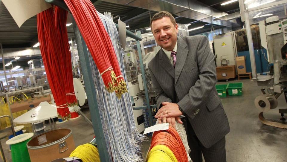 Na poljski trg z inovativnim nišnim izdelkom: svetujejo Cablex, Eti, Kovinoplastka