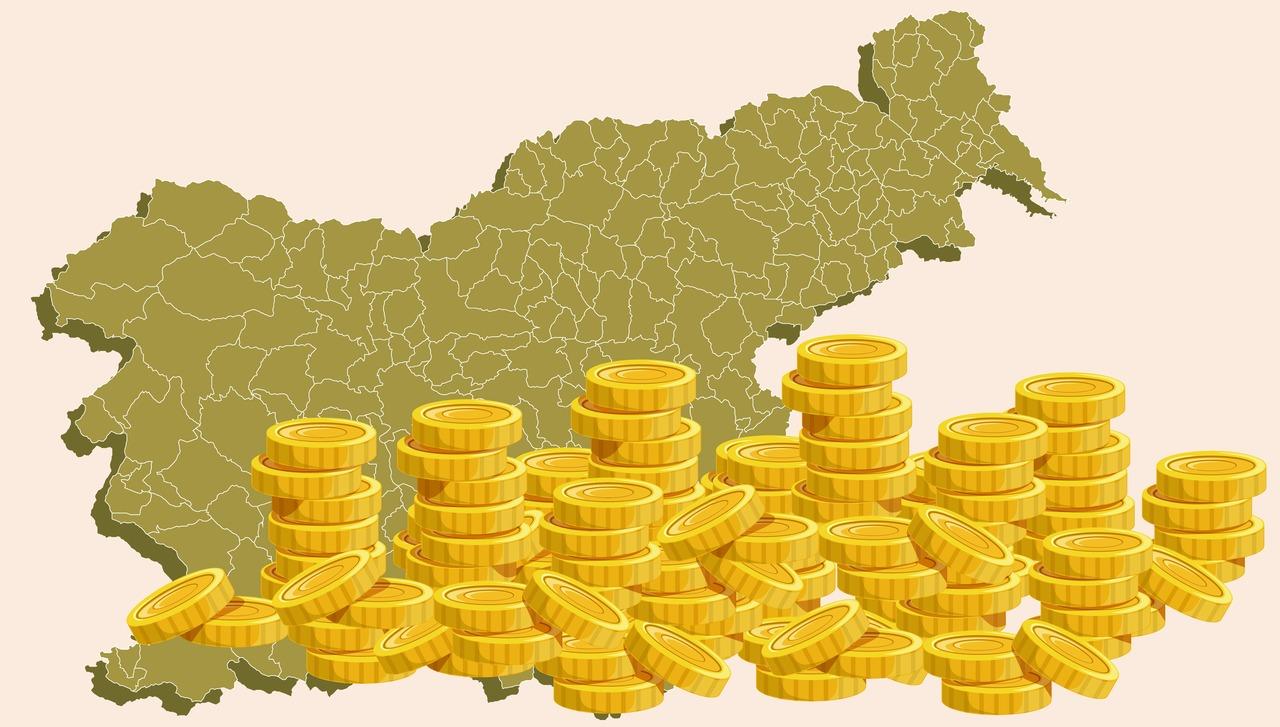 Je vaš sosed med najbogatejšimi Slovenci? Te občine imajo največ bogatašev