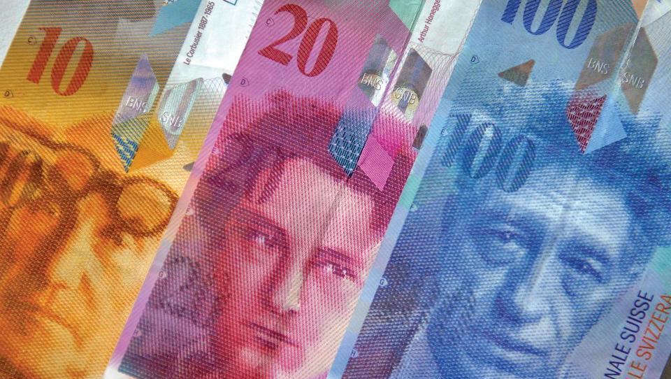 Pogoji za konverzijo ali predčasno poplačilo posojila v frankih najboljši v zadnjih letih