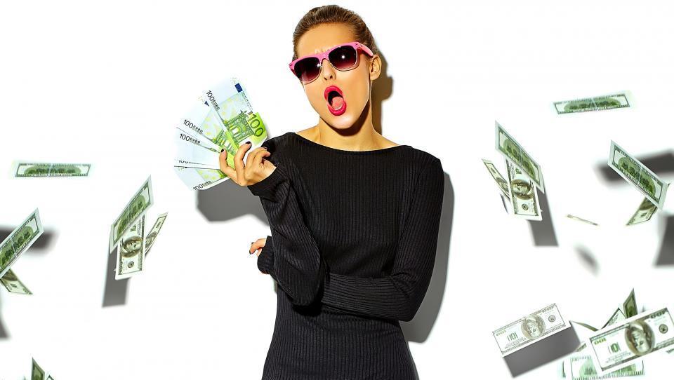 Kaj tisoč mladih misli o bogataših in denarju?