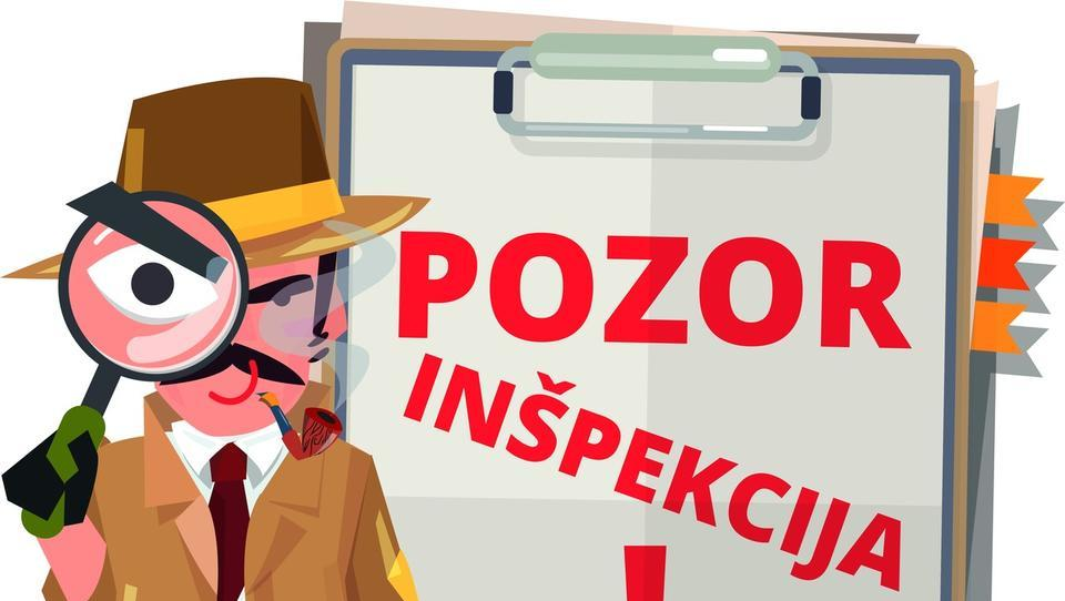 Gradbeni inšpektorji po nadzorniški akciji: Gradnje niso ustrezno označene!