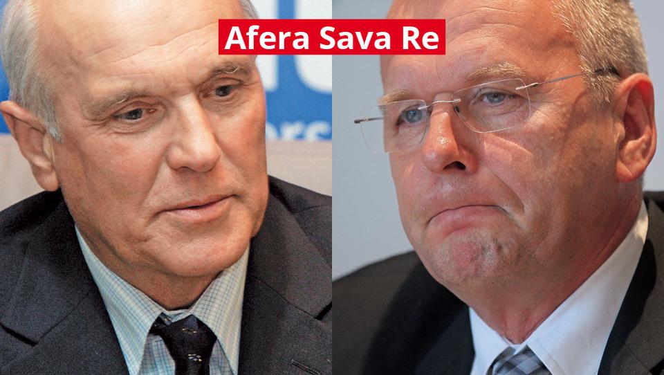 Afera Sava Re: Branko Tomažič, kako nadzirate nekoga, ki zaposli vašo hčer?
