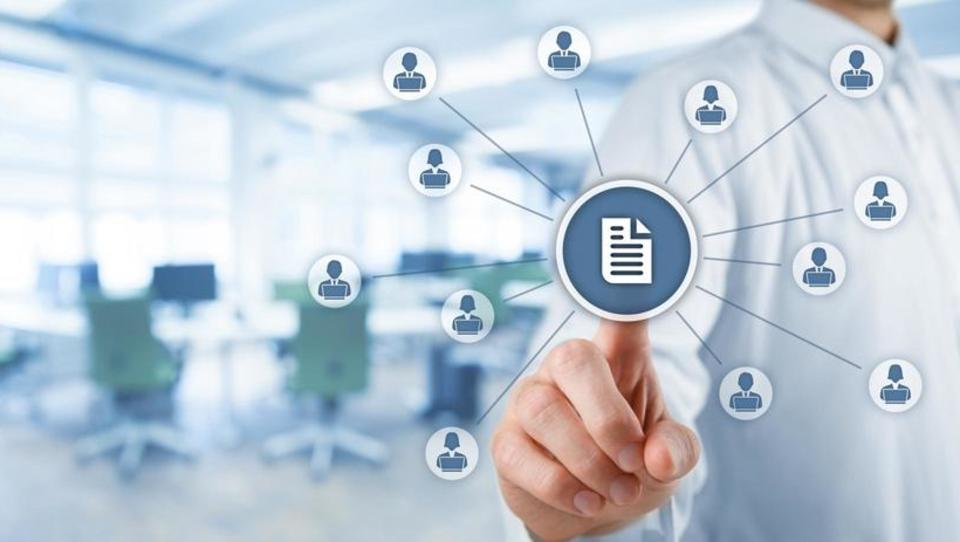 Glavni razlog za uvedbo dokumentnih sistemov je večja urejenost postopkov