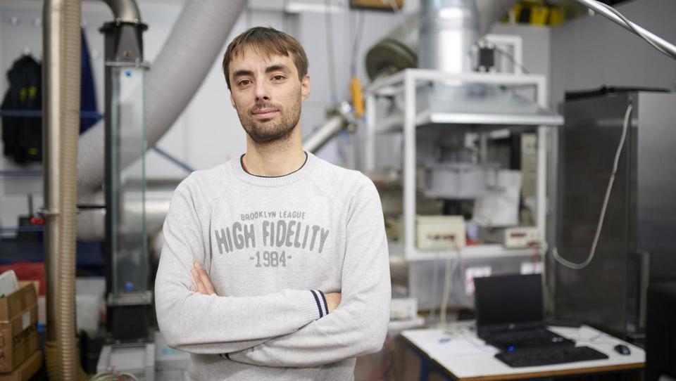 Kaj bo izumljal ljubljanski doktor strojništva, ki mu je EU dala dva milijona evrov