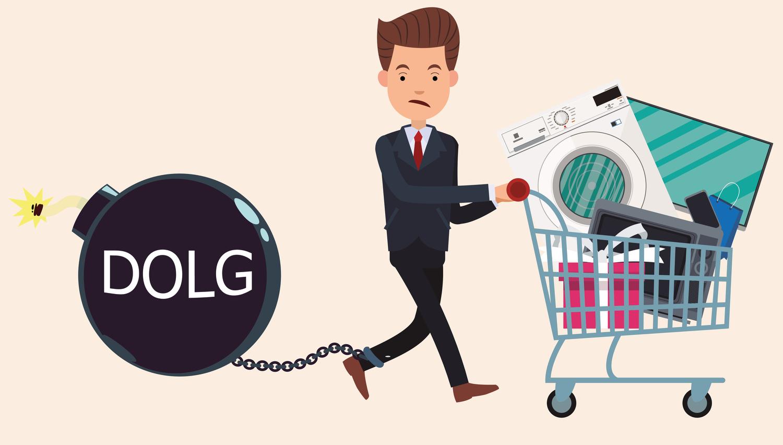 Eksplozija potrošniških posojil prebivalstvu - imamo nov sistemski bančni problem?