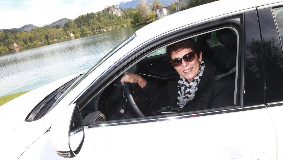 Lexus IS kot modni guru Kenzo