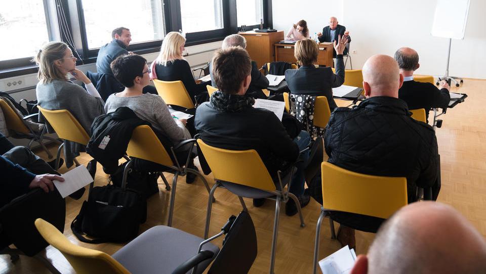 Dražba zemljišča v Kranju: Borili bi se, če DUTB ne bi bil 'špilferderber'