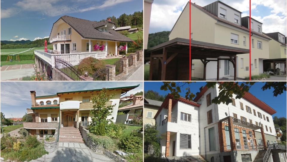To je oktobrski izbor hiš, ki bodo na voljo iz stečajev in izvršb