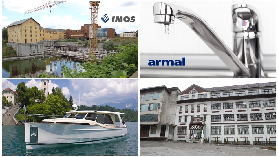 Imos, Armal, Seaway, Peko: Vse te blagovne znamke čakajo novega lastnika