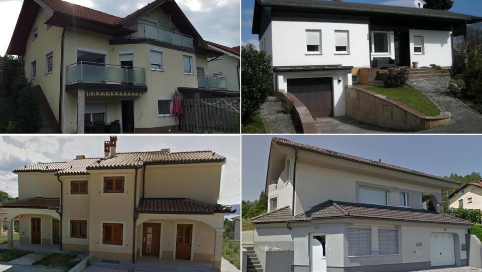 To so hiše, ki bodo naprodaj na novembrskih dražbah
