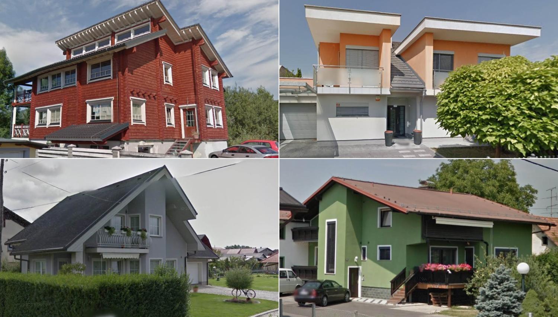 Teh 14 hiš boste lahko kupili na novembrskih dražbah
