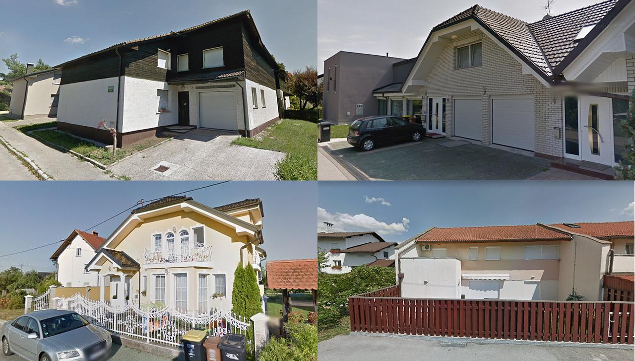 Hiše v Ljubljani in okolici, ki bodo na voljo na septembrskih dražbah
