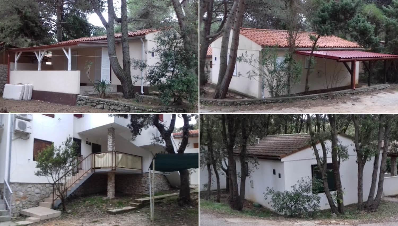 Slovenske železnice prodale dve počitniški hiši na Lošinju, 12 jih bo ponovno naprodaj konec maja