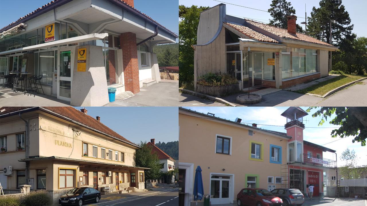 Pošta na spletni dražbi prodala še tri poslovalnice na Primorskem