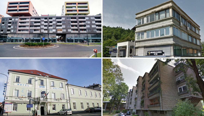 TOP dražbe: Stanovanja v Ljubljani in Rušah, hotel v Postojni,…