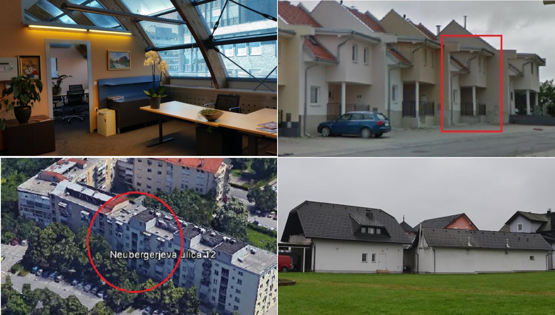 Top dražbe: Stanovanja in pisarne v Ljubljani, vrstna hiša in pekarna v okolici Maribora.