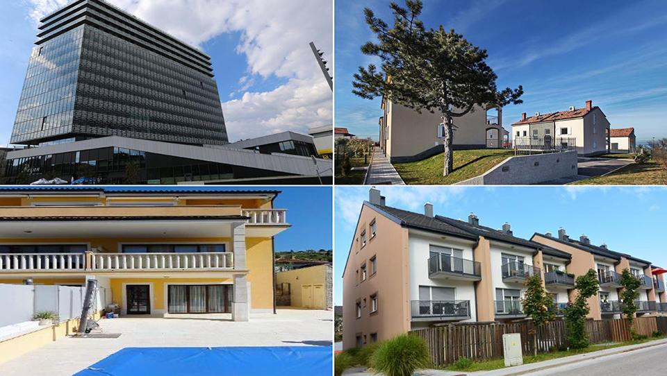 Decembra na dražbah 70 stanovanj