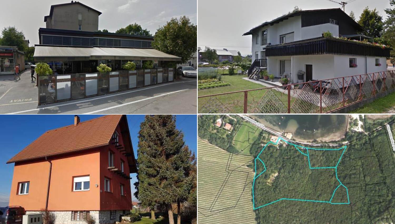 TOP dražbe: hiši in gostilna v Ljubljani, volkswagen kombi in zemljišča na Debelem rtiču