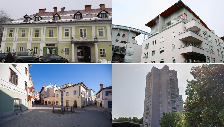 12 stanovanj, ki jih boste lahko aprila kupili na dražbah